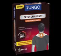 URGO Patch chauffant douleurs musculaires vêtement à PARIS