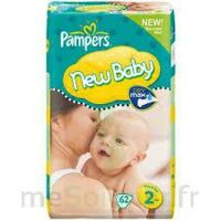 PAMPERS COUCHES NEW BABY DRY 3-6KG X 66 à PARIS