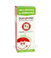 Duo LP-Pro Lotion radicale poux et lentes 150ml à PARIS