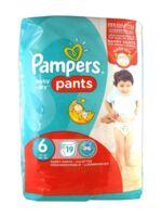 Pampers Baby Dry Pants T6 - 15+kg à PARIS