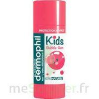 Dermophil Indien Kids Protection Lèvres 4g - Bubble Gum à PARIS