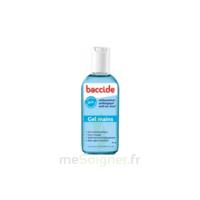 Baccide Gel mains désinfectant sans rinçage 75ml à PARIS